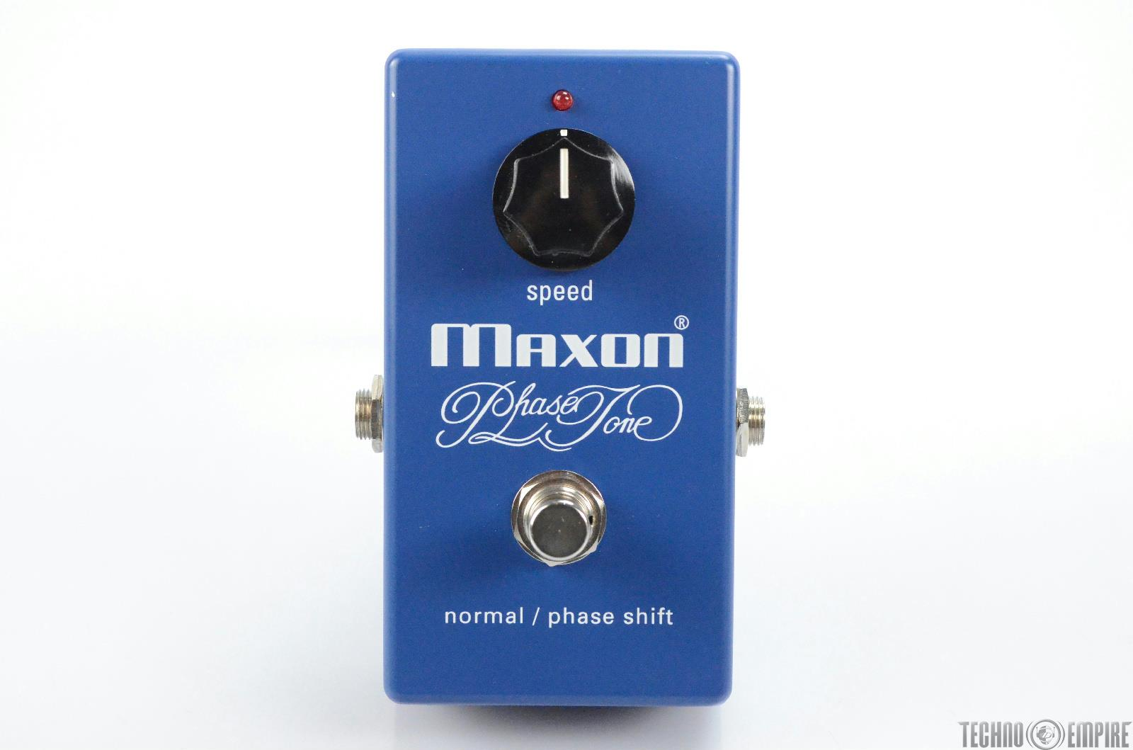 Maxon PT999 Phaser Tone Guitar Pedal w/ Box PT 999 Owned by Matt Hyde #30166