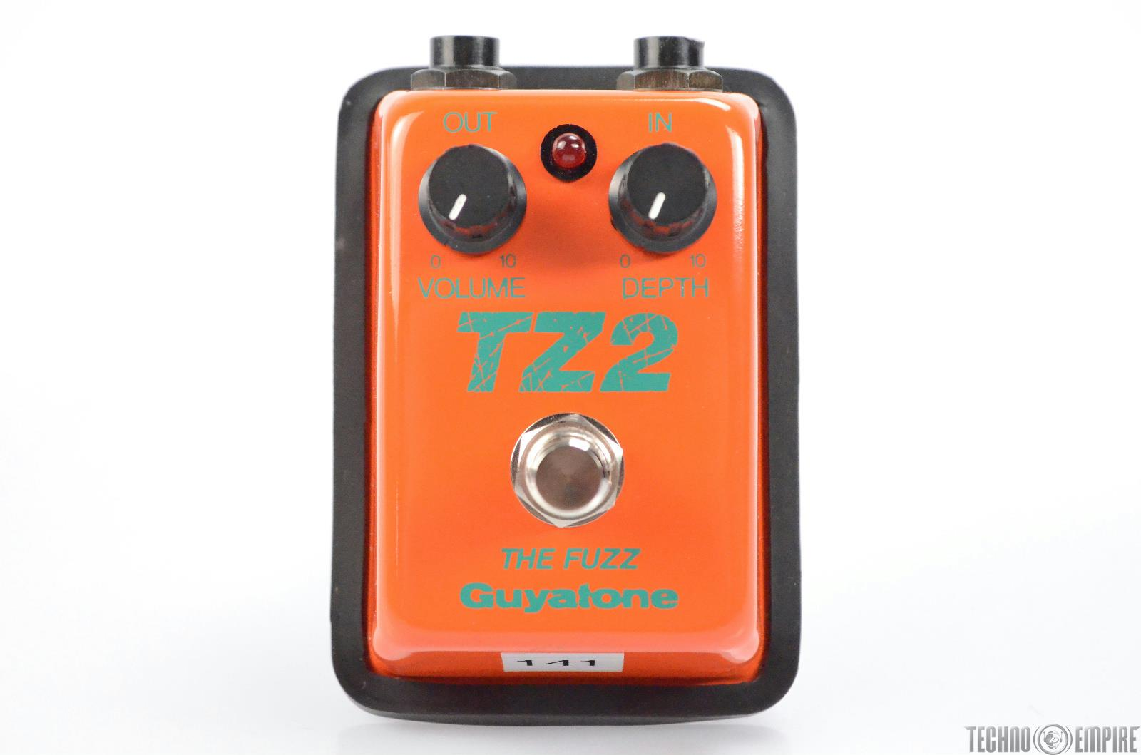 Guyatone TZ2 The Fuzz Guitar Effects Pedal Owned by Matt Hyde #30198