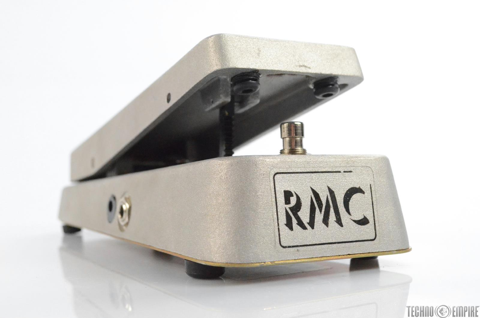 Real McCoy Custom RMC3 Wah Pedal Signed by Teese & Owned by Matt Hyde #30245