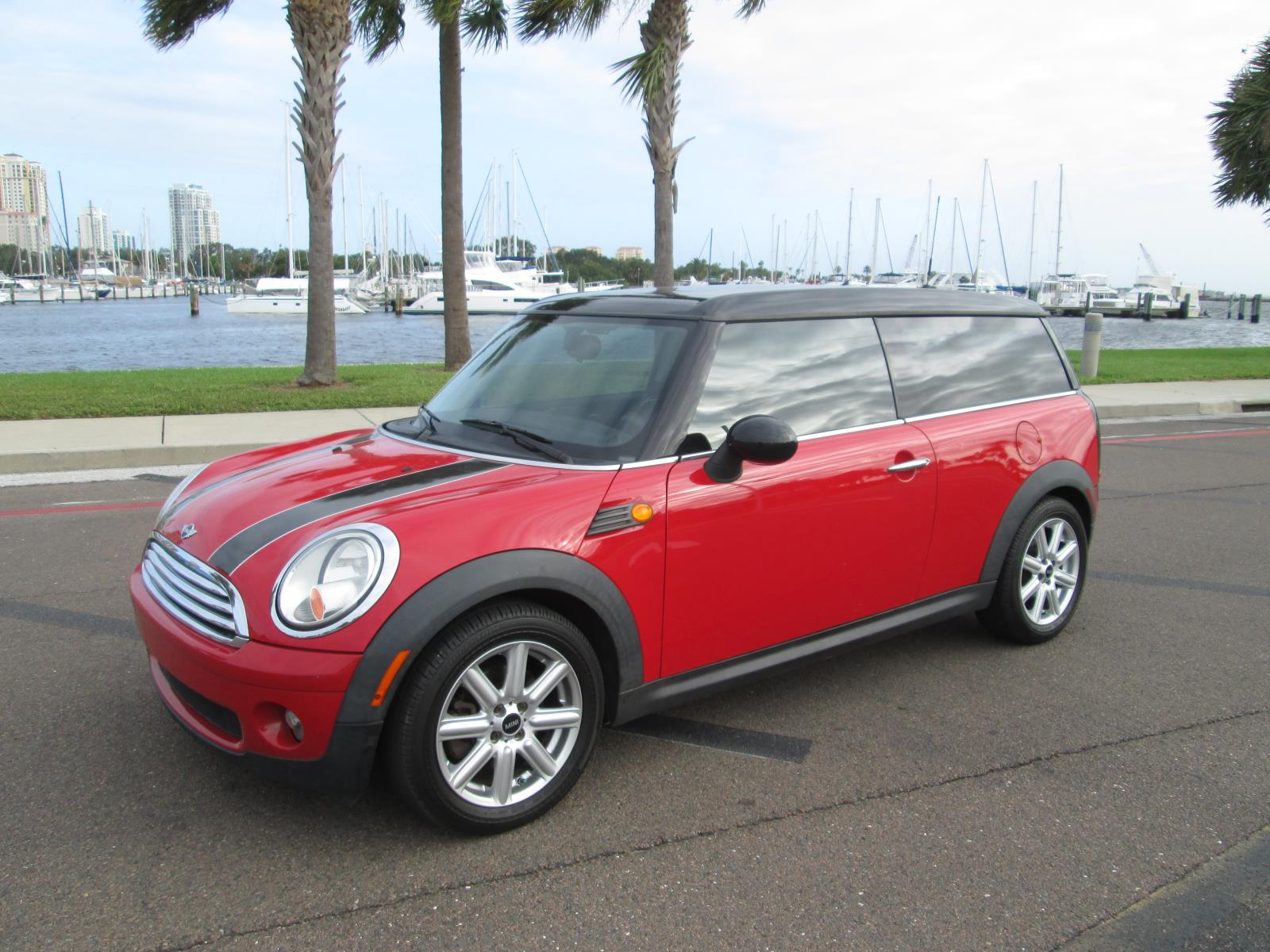 2010 Mini Cooper Clubman 6 Sd Manual Great Car
