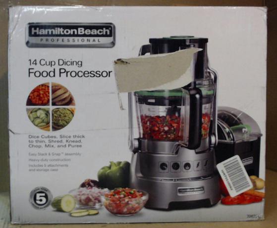Overstock Food Processor