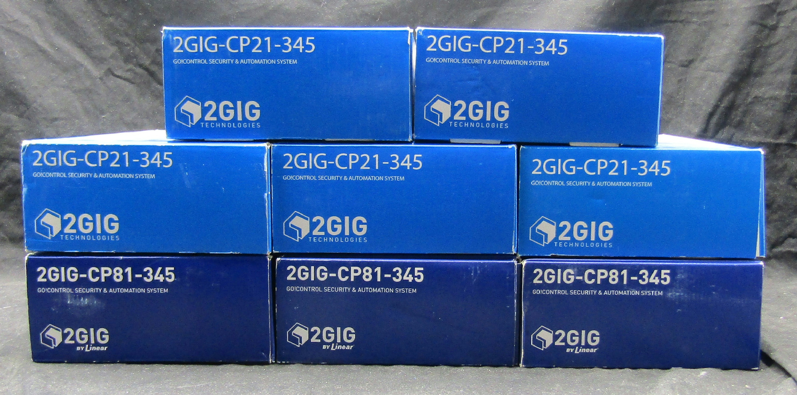 8x 2gig Go Control Security Amp Automation Systems 2gig