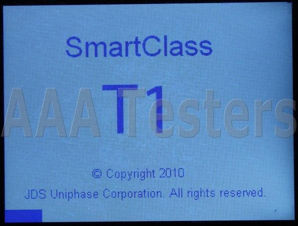 jdsu smartclass ethernet tester manual