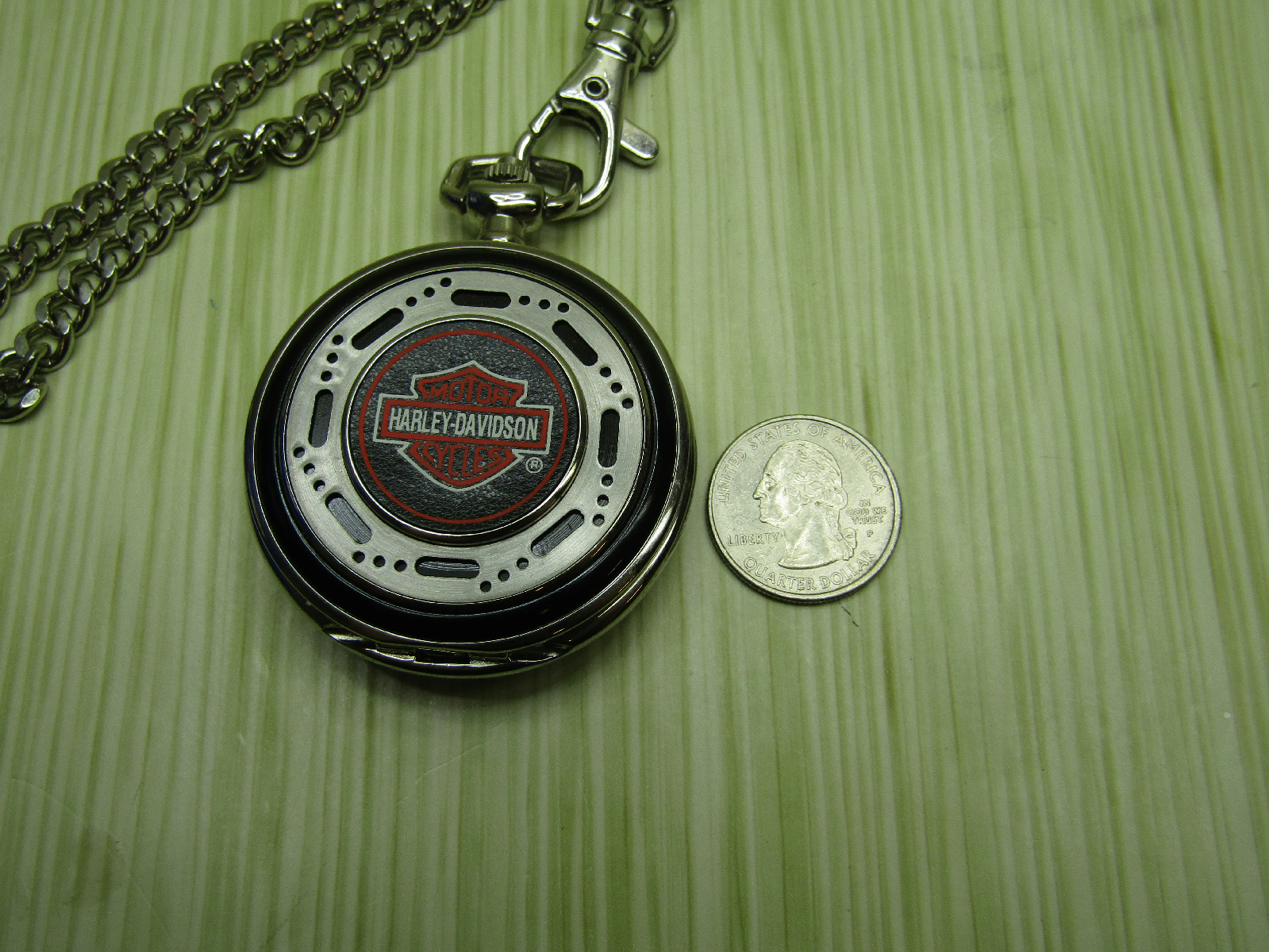 Harley davidson franklin mint jewelry collector pocket for Harley davidson jewelry ebay