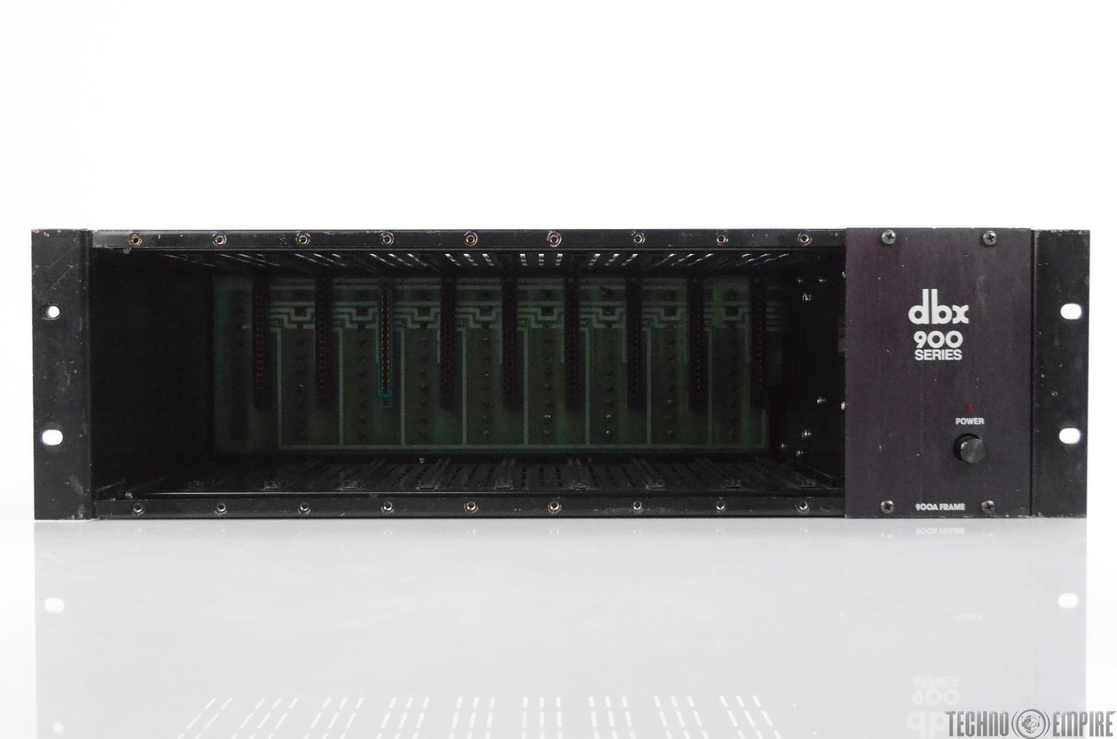 DBX F-900A Frame & Power Supply 900 Series w/ Jensen Sunset Sound Factory #30435