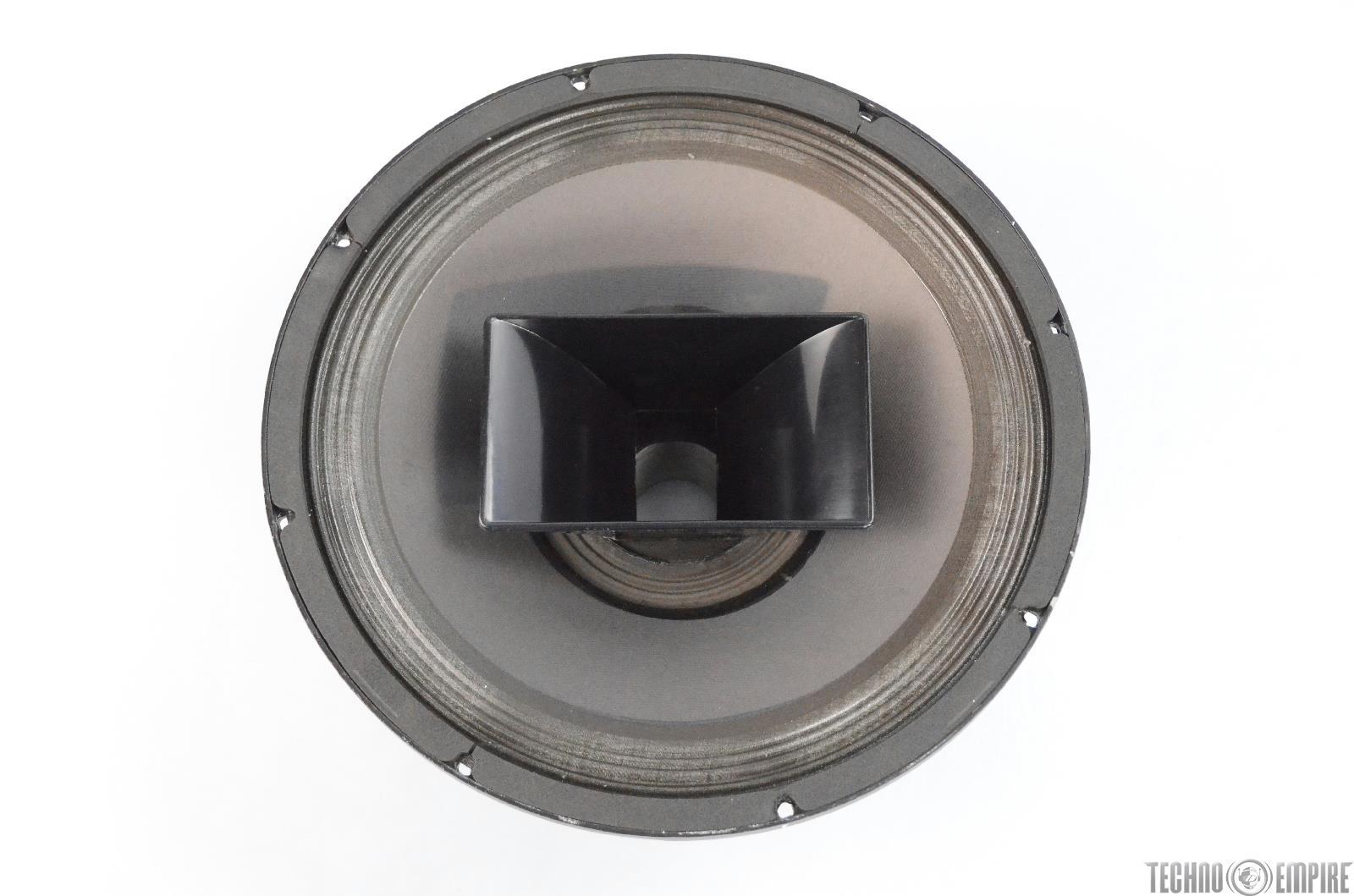"PAS HL25800 15"" Coaxial Speaker P.A.S. Sunset Sound Factory #30602"