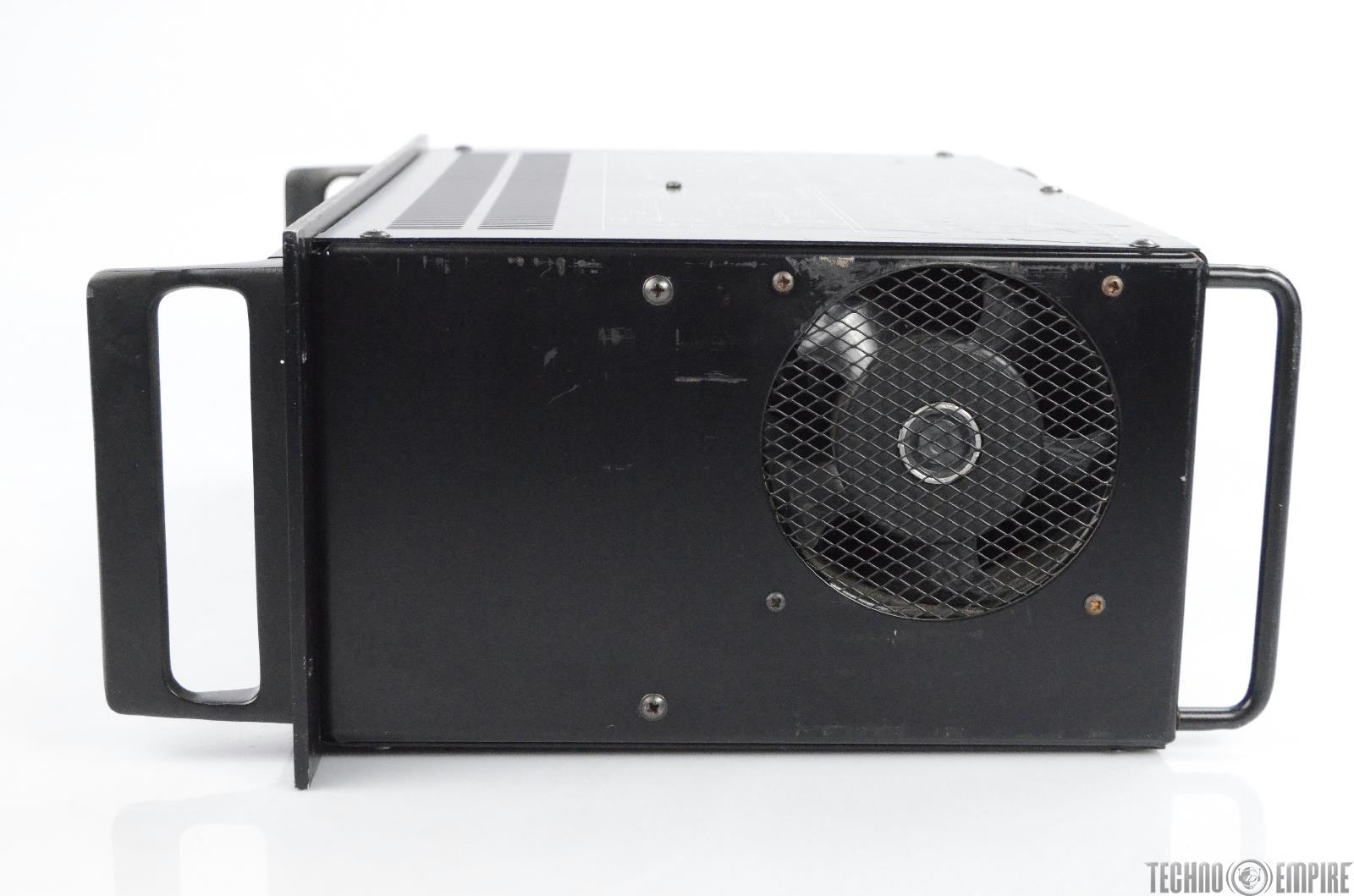 Details About Hh Electronic V500 Mos Fet Power Amplifier From Sunset Sound Factory 30577 Difference Between Jfet And Mosfet