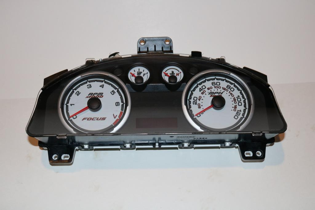 09-09 Ford Focus Instrument Gauge Cluster Speedometer 66,879 Warranty #33331