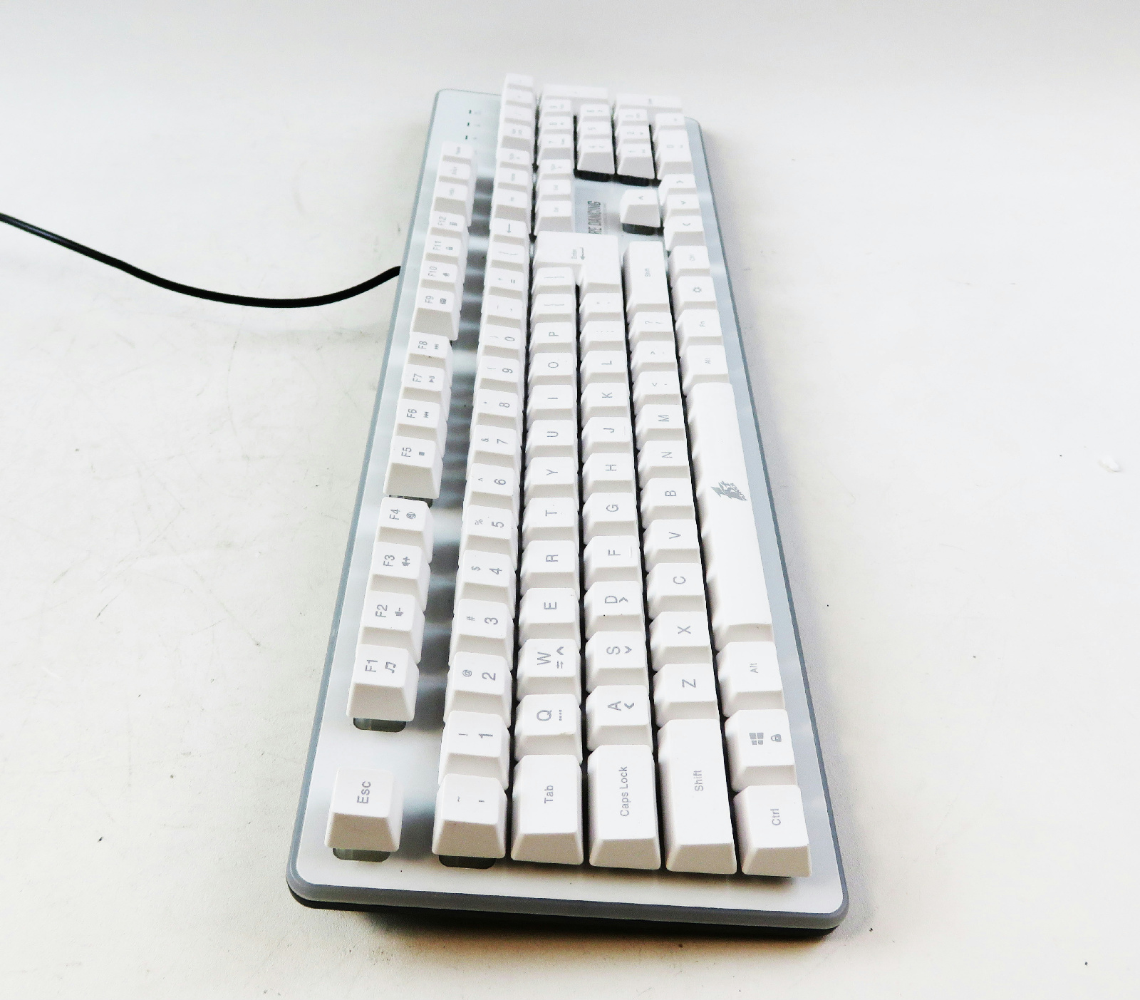 ... 1stplayer Fire Dancing Mechanical Feeling Gaming Keyboard Gk3 White Be the first to write a review