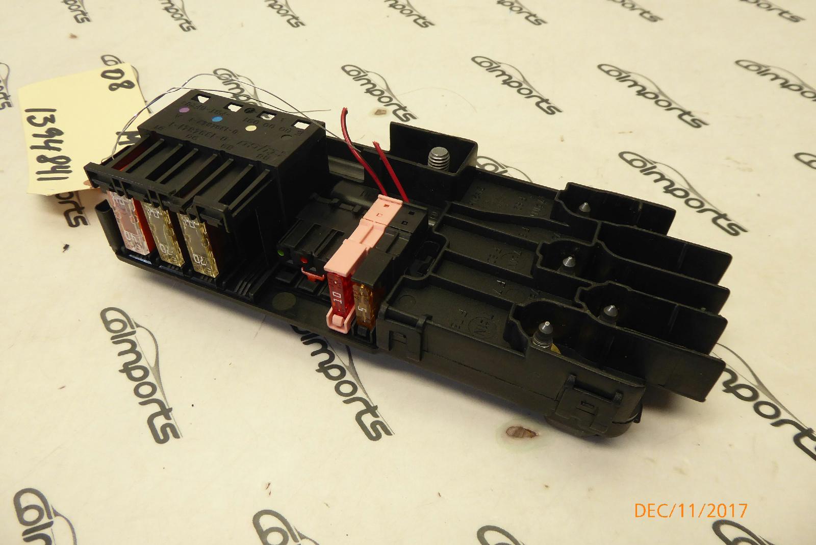 06 11 Mercedes W164 Ml320 Ml350 Ml63 Rear Fuse Box Module Oem 1394841