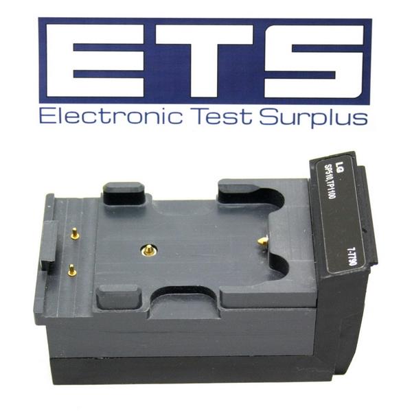 Cadex Motorola V60v 07-110-7912 Battery Adapter For C5100 C7000 C7400 Analyzer