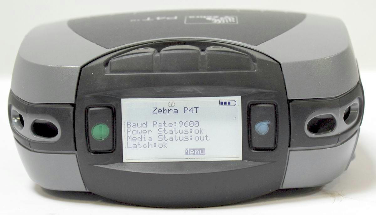 Zebra P4T P4D-0U100000-B1 4