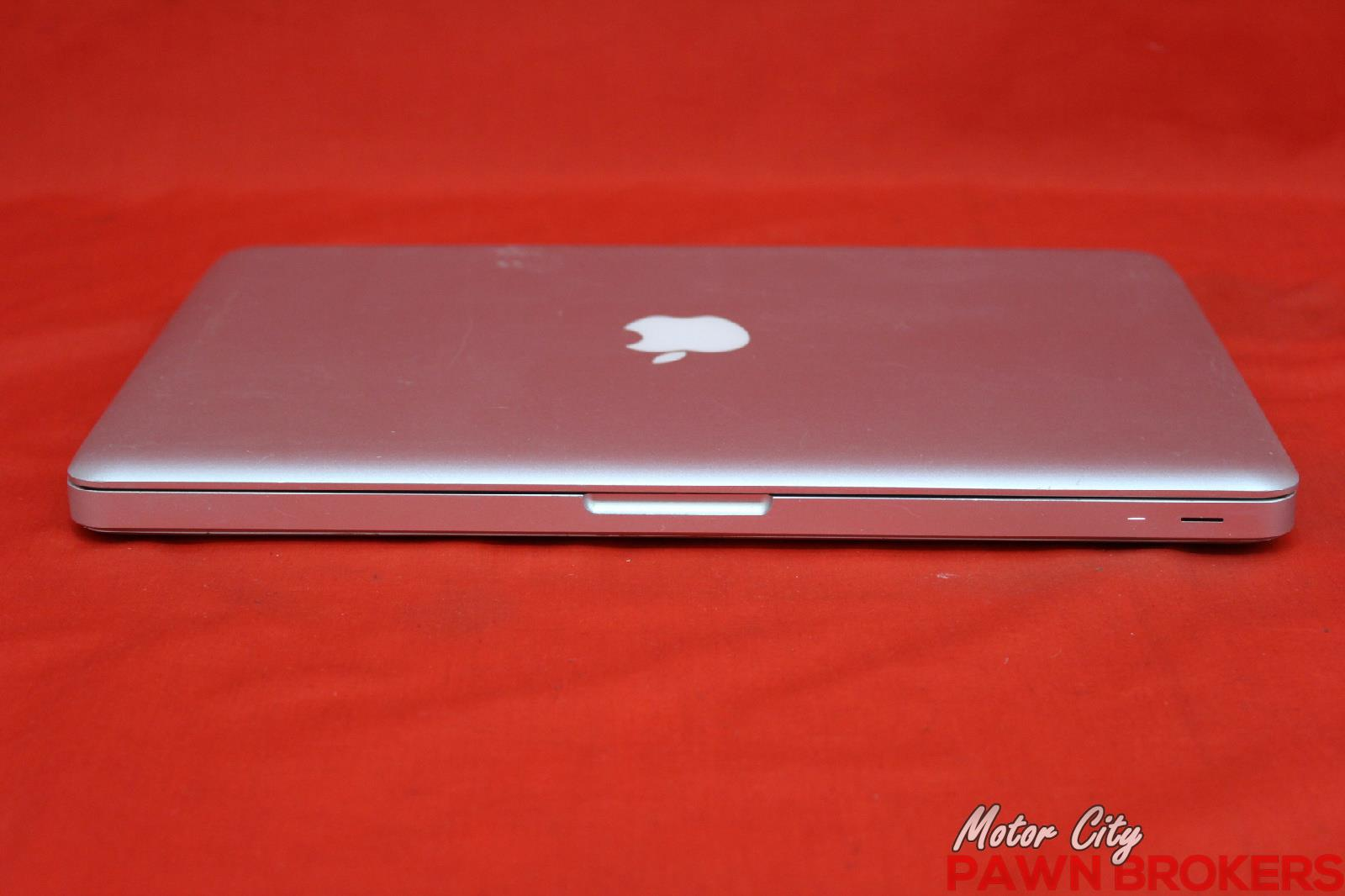 Apple macbook pro mc374ll a 13 3 intel core 2 duo 2 for Motor city pawn brokers roseville mi