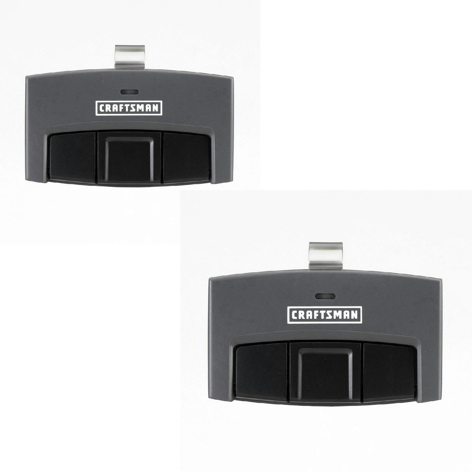 Craftsman 1/2 HP Chain Drive Garage Door Opener With