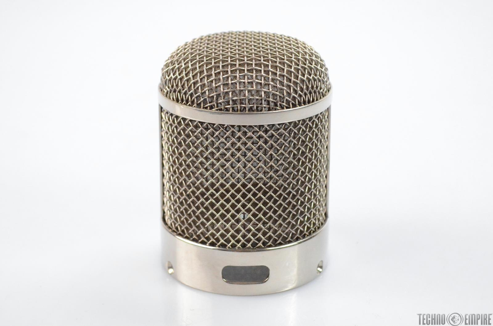 Neumann U-47 Clone Style Microphone Replacement Head Basket Grill U47 #31030