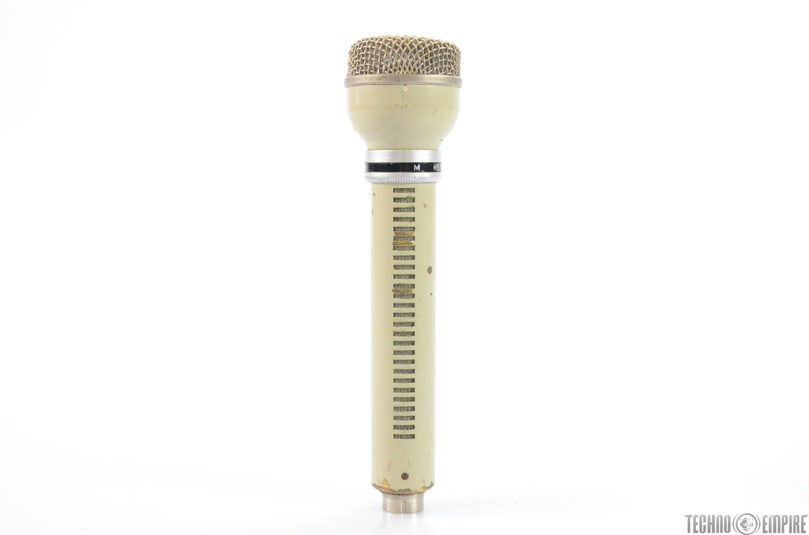 Philips NG 1219 Dynamic Cardioid Microphone w/ Proprietary Cable NG1219 #30879