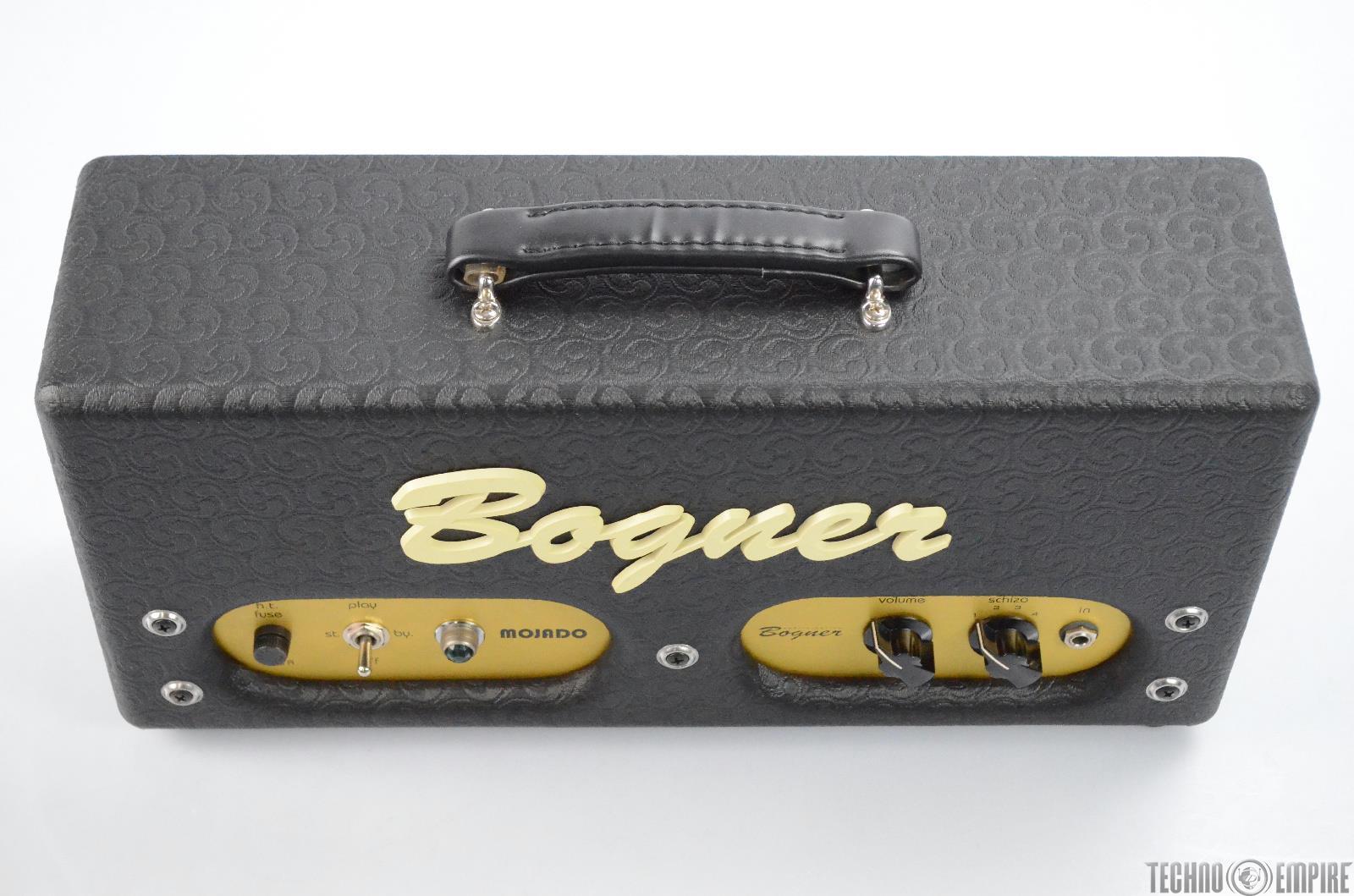 bogner mojado tube guitar amp head valve vacuum amplifier mint 6v6s 6v6 s 31266 ebay. Black Bedroom Furniture Sets. Home Design Ideas