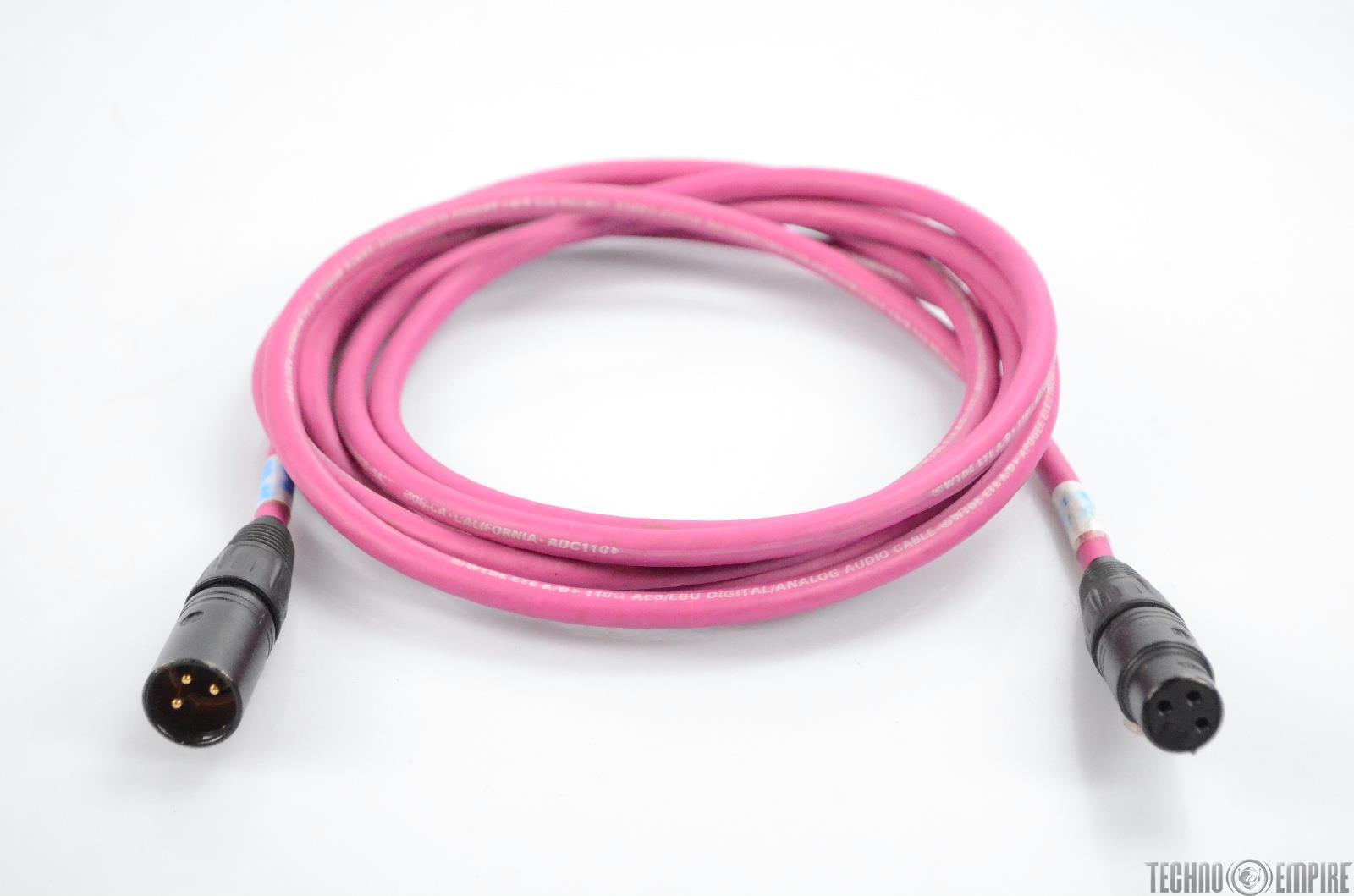 Apogee Electronics Wyde Eye 9' 110 Ohm AES EBU Digital Audio XLR Cable #31202