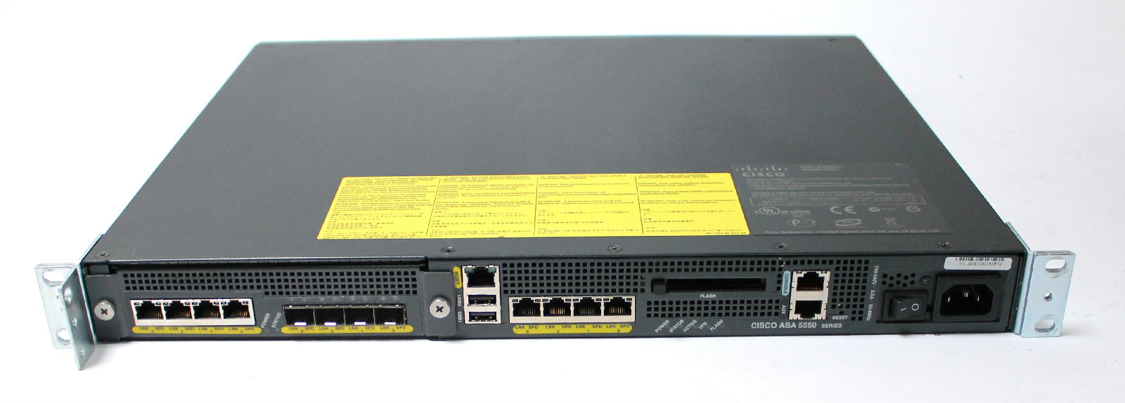 Cisco Asa 5550 Vpn Premium Appliance Firewall 4gb Ram