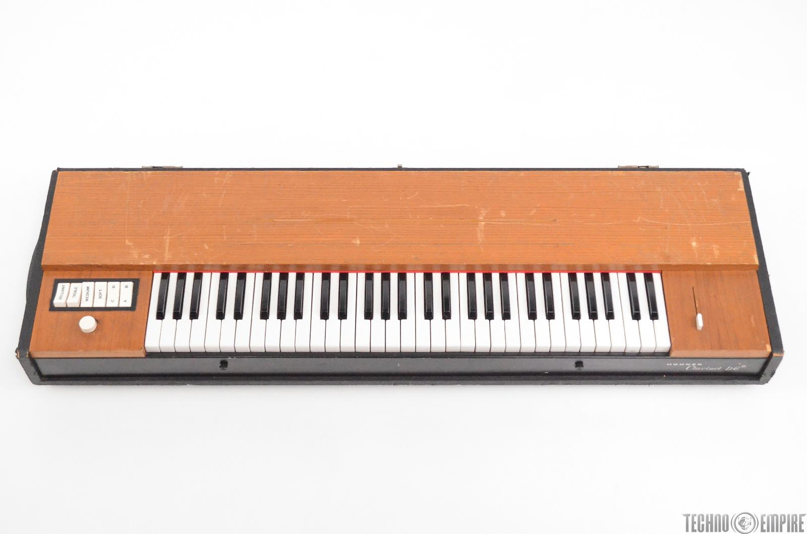 Hohner Clavinet D6 Electronic Keyboard Piano D 6 Copper Power Supply Mod #31304