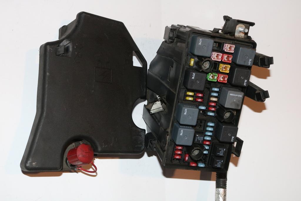2006 Cadillac Dts Fuse Box wiring diagrams image free