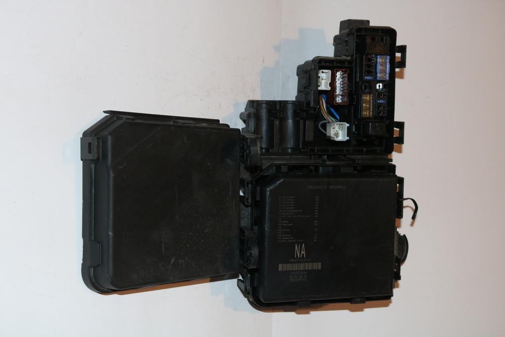 14 16 nissan rogue 2 5l under hood relay fuse box block panel rh ebay com fuse box panel removal fuse box panel car