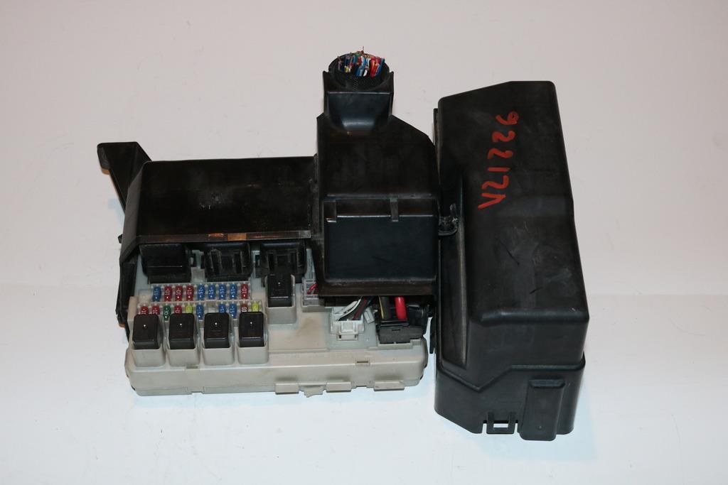 2009 Nissan Murano Fuse Box Wiring Diagram With Description