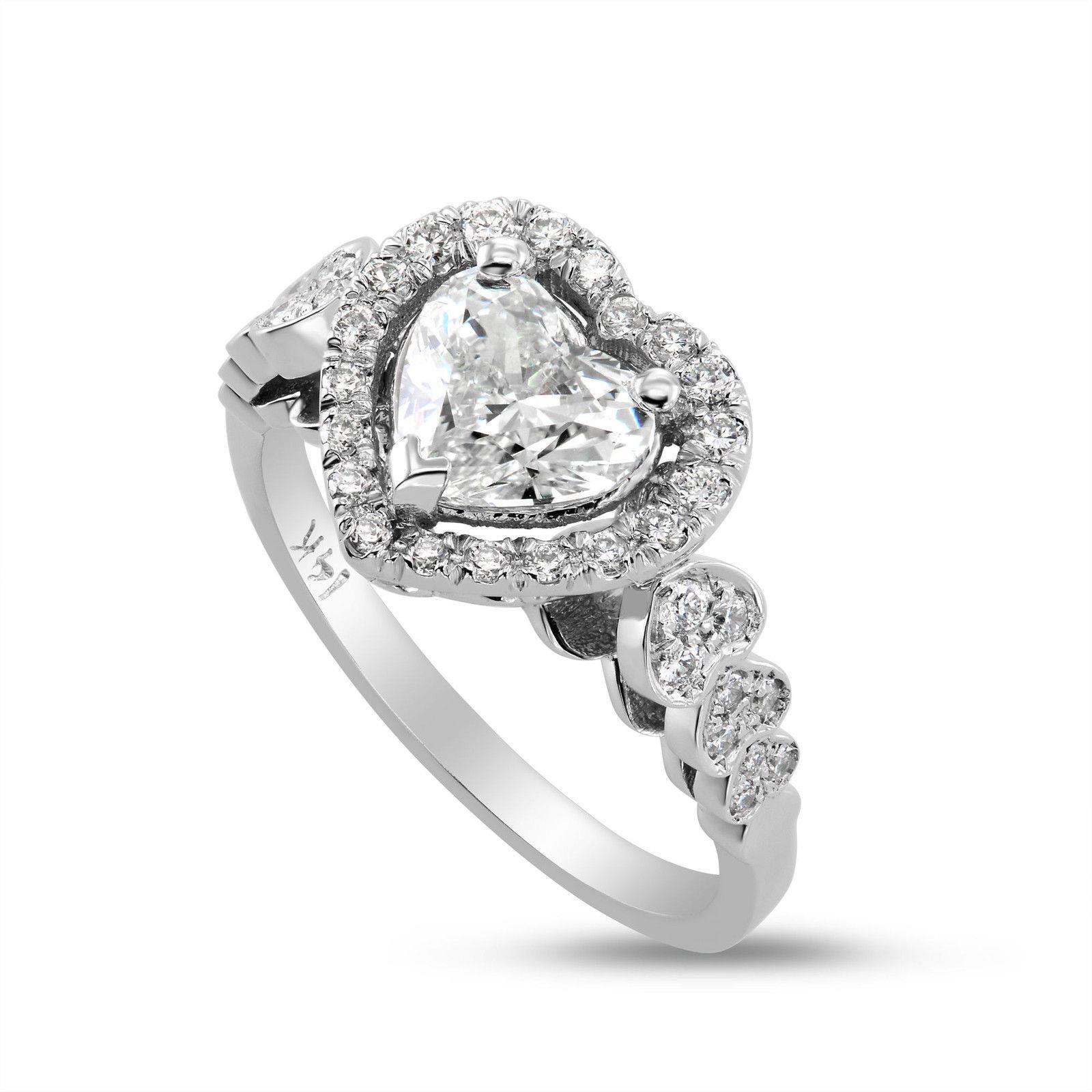 diamantring 14 karat