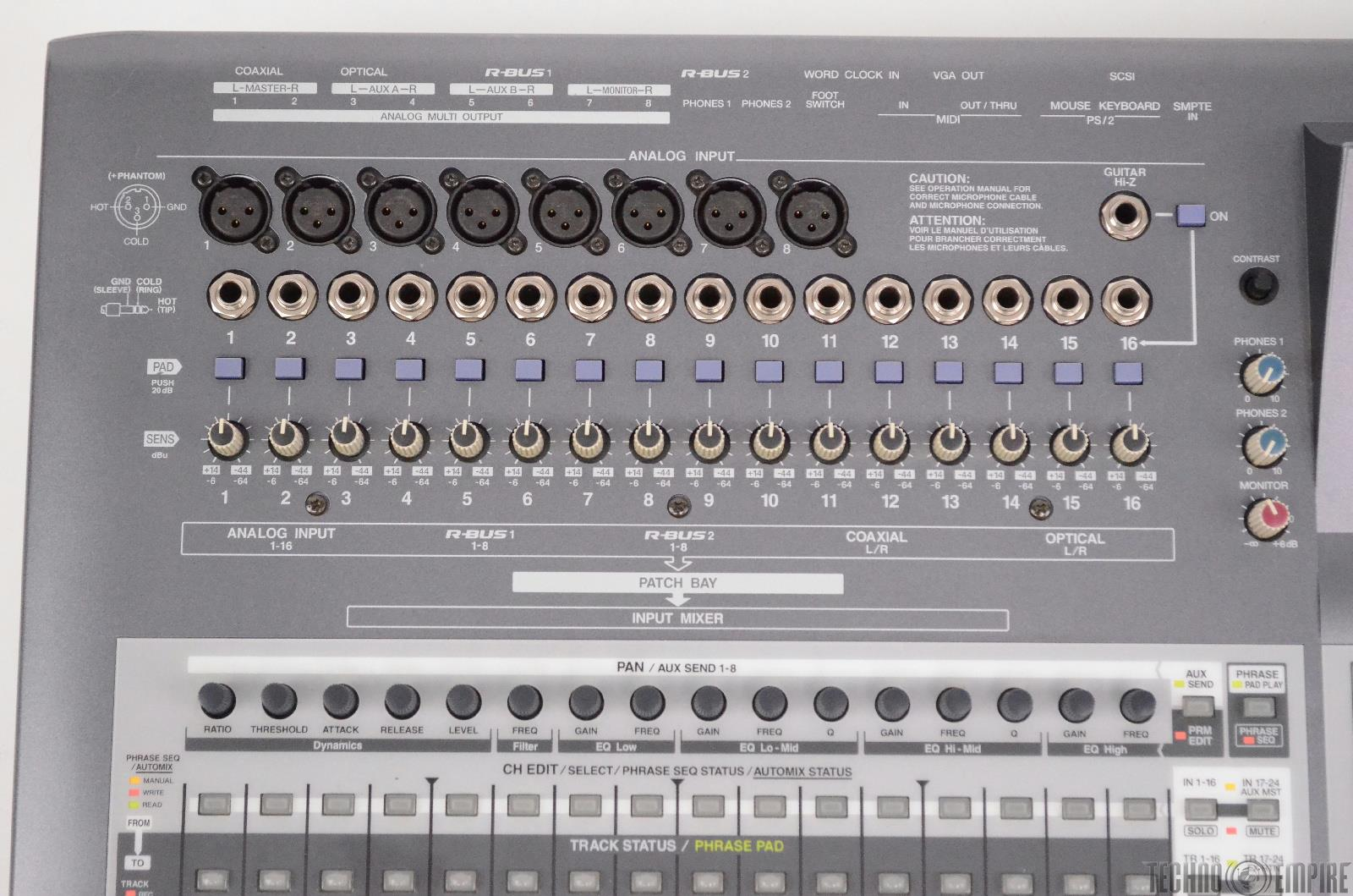 ... Roland VS-2480 Digital Studio Workstation w/ Case & 4 VS8F-2 Effect ...