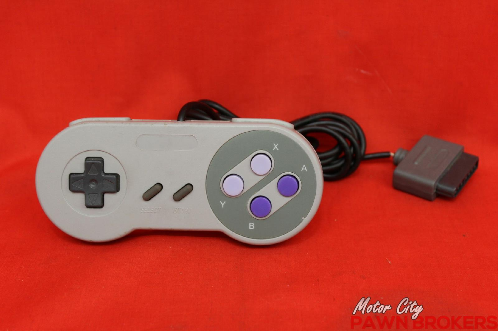 Super Nintendo Entertainment System Snes Sns 001 Vintage