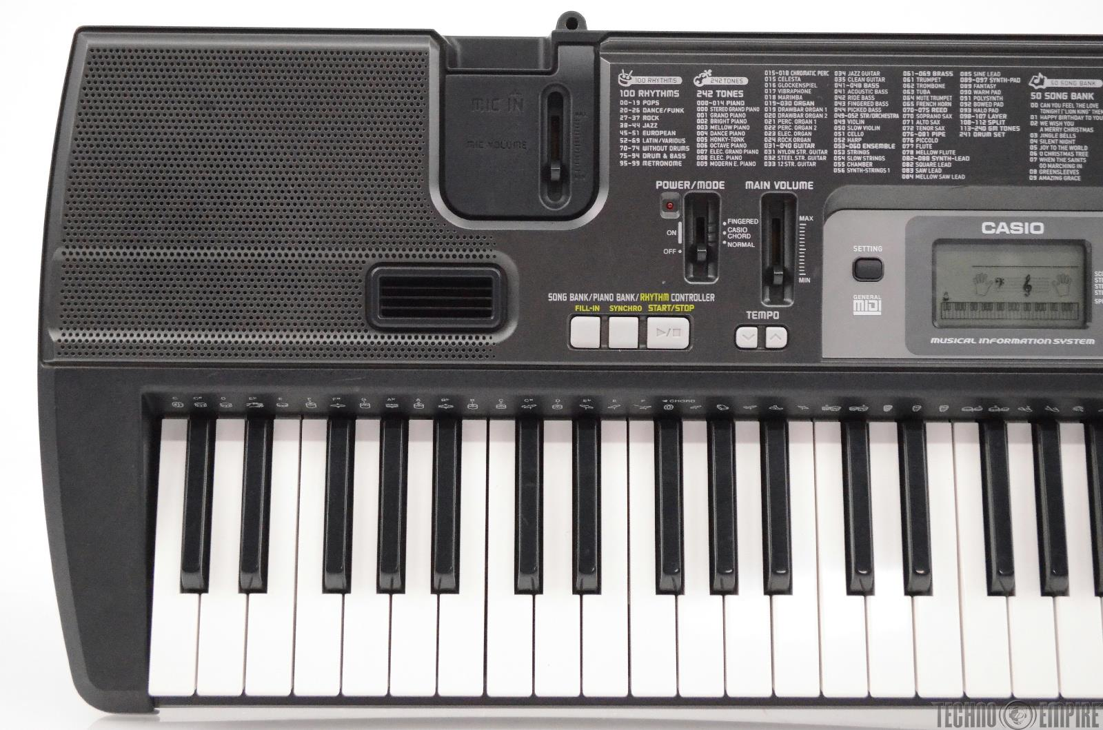How to connect casio ctk-720 to fl studio youtube.