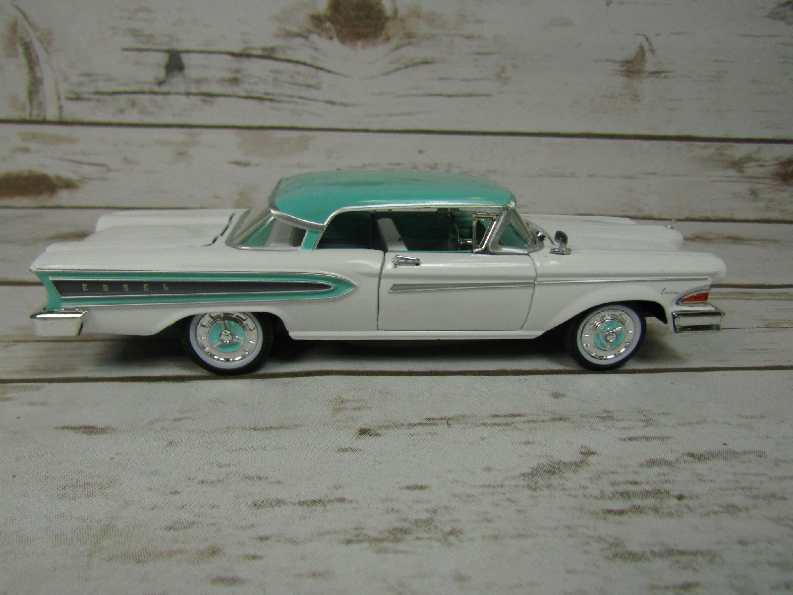 1958 ford edsel citation arko diecast model car in. Black Bedroom Furniture Sets. Home Design Ideas