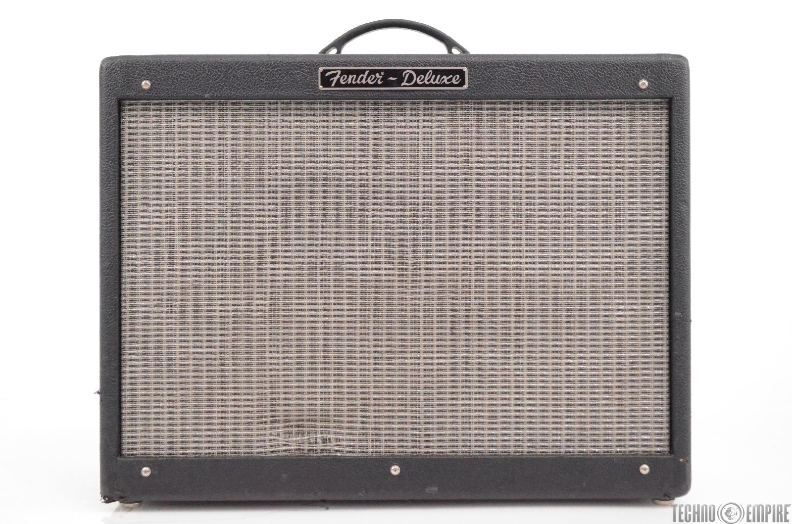 Fender Hot Rod Deluxe Guitar Tube Combo Amplifier w/ Footswitch Valve Amp #31335