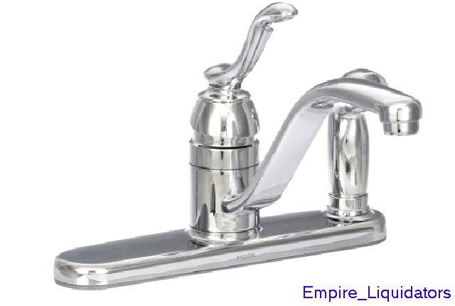 4 Moen Banbury 3 Piece Bath Accessory Kits Y2633bn Kitchen Faucet Ca87527 Ebay