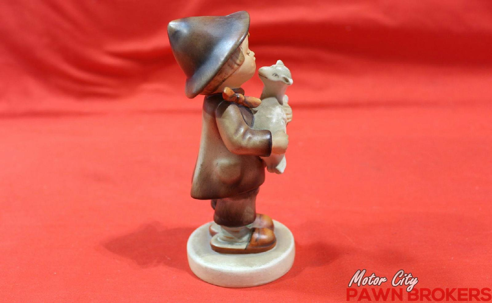 Hummel 68 lost sheep 6 tall vintage for Motor city pawn shop