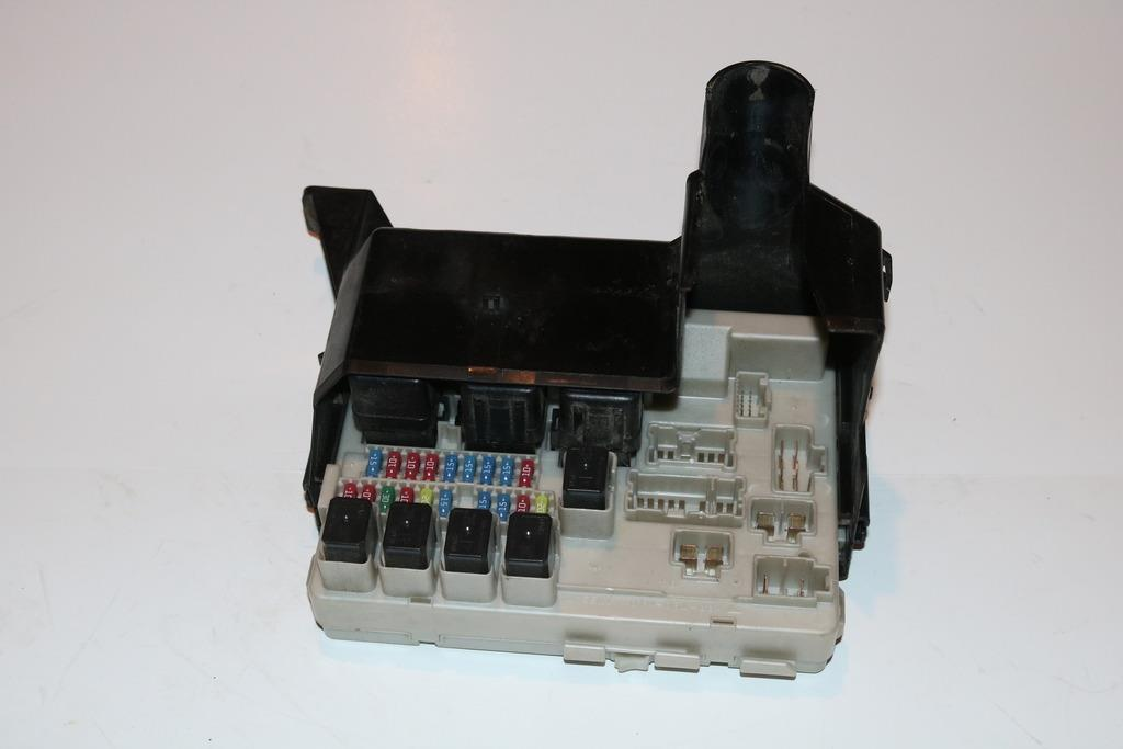 05 07 nissan murano 3 5l under hood relay fuse box block. Black Bedroom Furniture Sets. Home Design Ideas