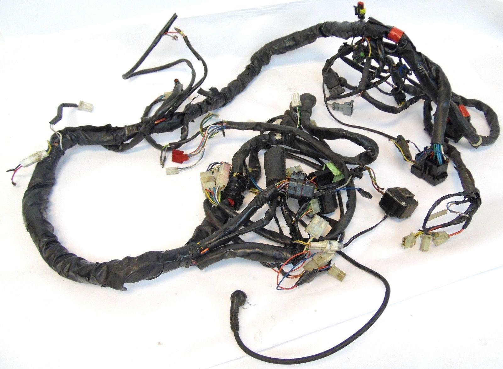 Vespa Piaggio 400 MP3 OEM Engine Motor Electric Wiring Harness Loom ...
