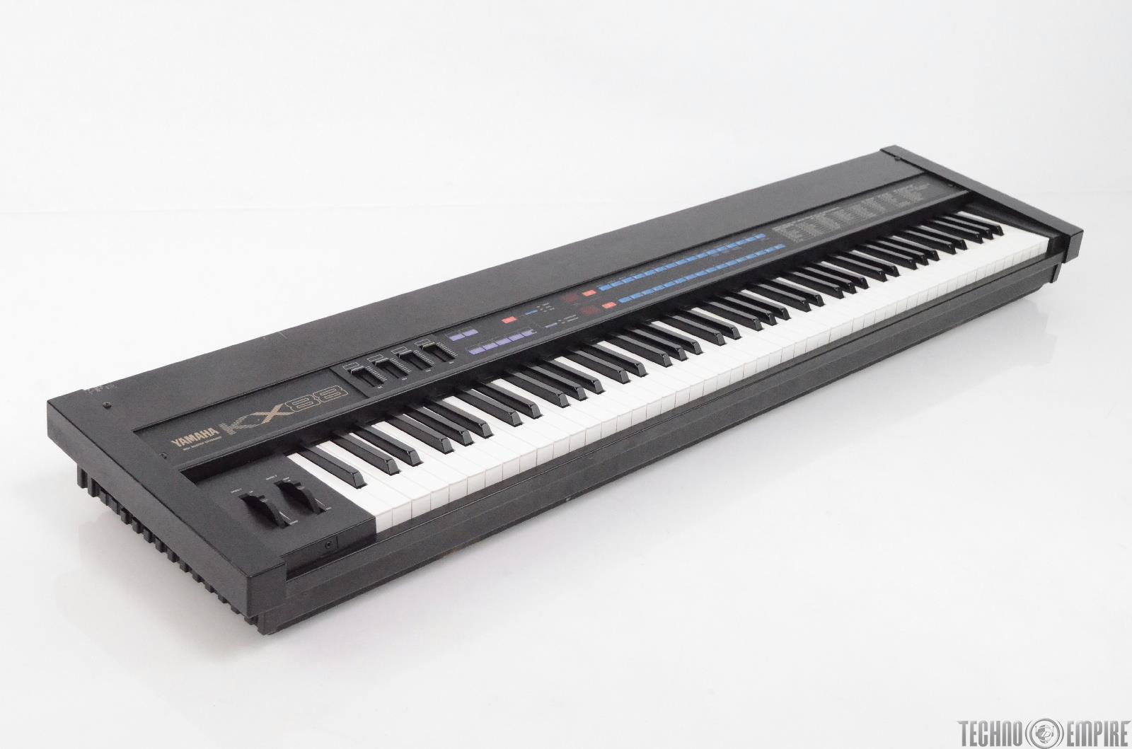 yamaha kx88 midi master 88 key weighted keyboard controller w case rh technoempire com yamaha kx88 service manual yamaha kx88 service manual