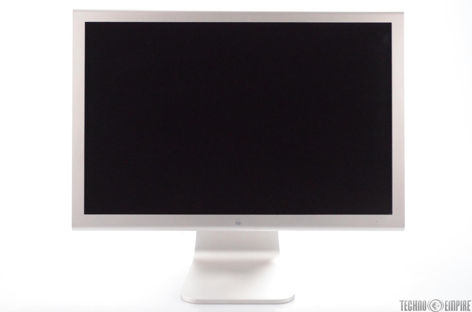 """Apple A1081 20"""" LCD Computer Monitor w/ iSight A1023 Webcam #31098"""