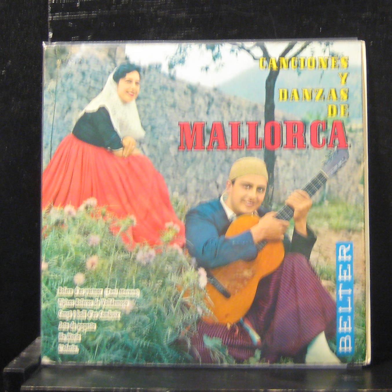 El Parado De Valldemose - Canciones Y Danzas De Mallorca 7