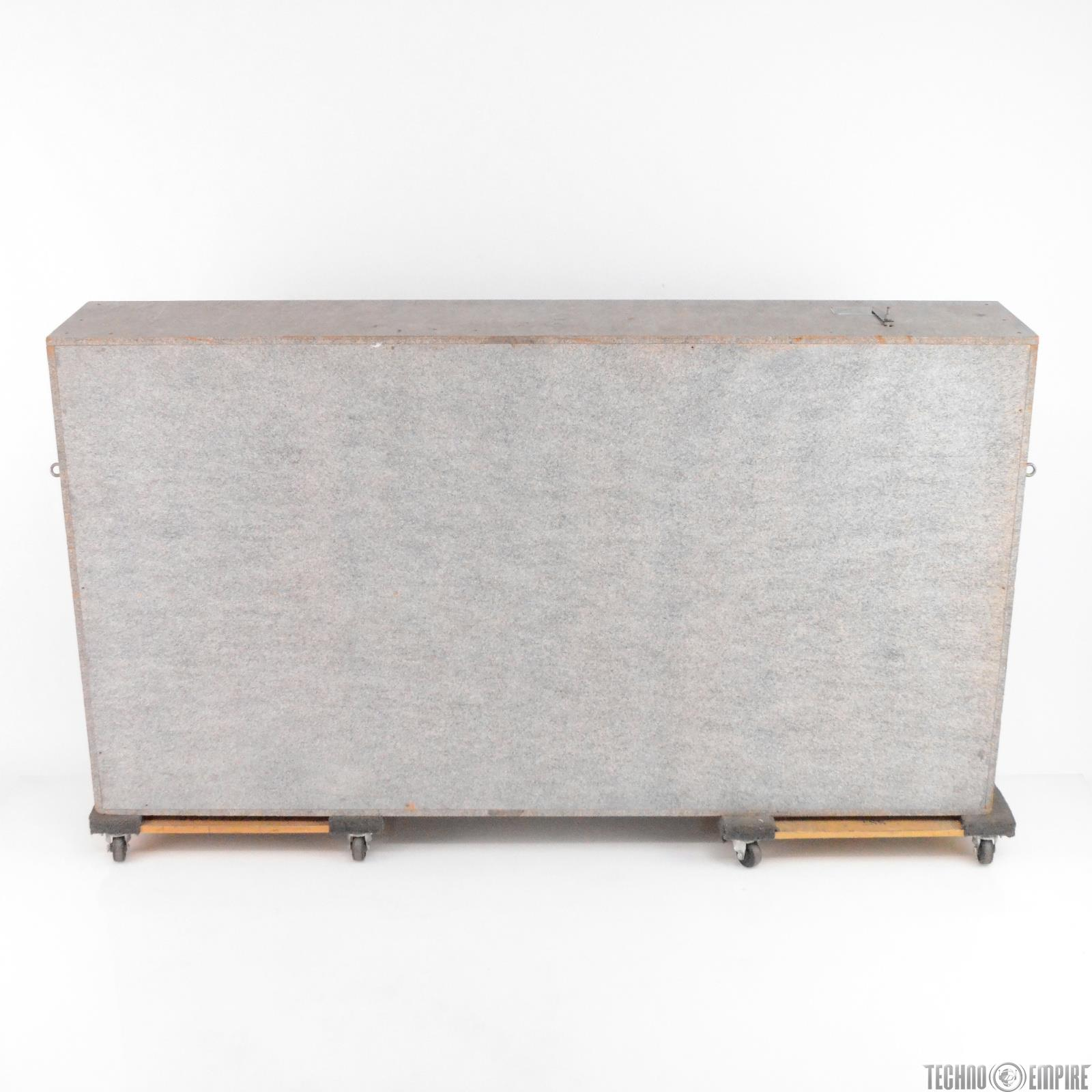 Programming Technologies Ecoplate I Stainless Steel Stereo Plate Reverb #30064