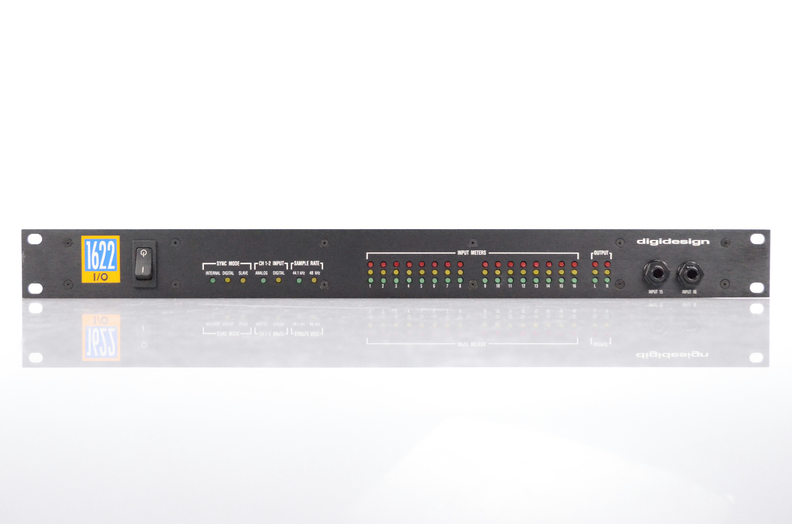Digidesign 1622 I/O 16-Channel Audio Interface for Pro Tools #31855