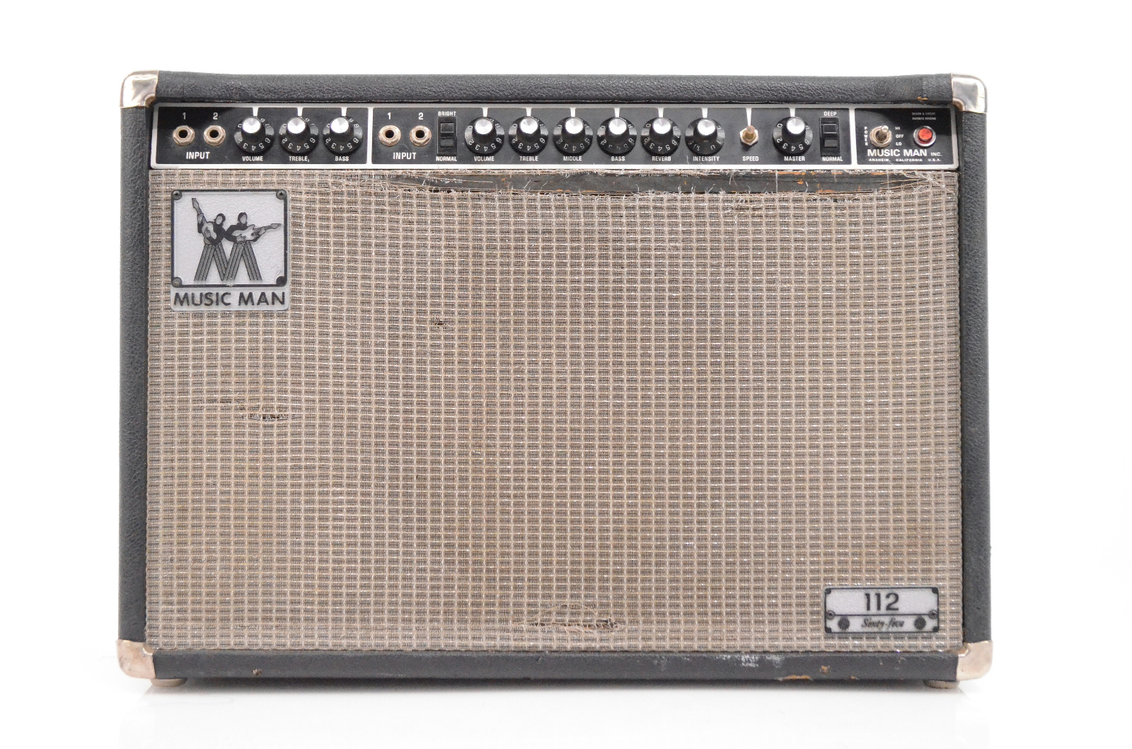 Music Man 112 Sixty-Five Combo Guitar Amplifier Amp w/ Friedman Gain Mod #31892