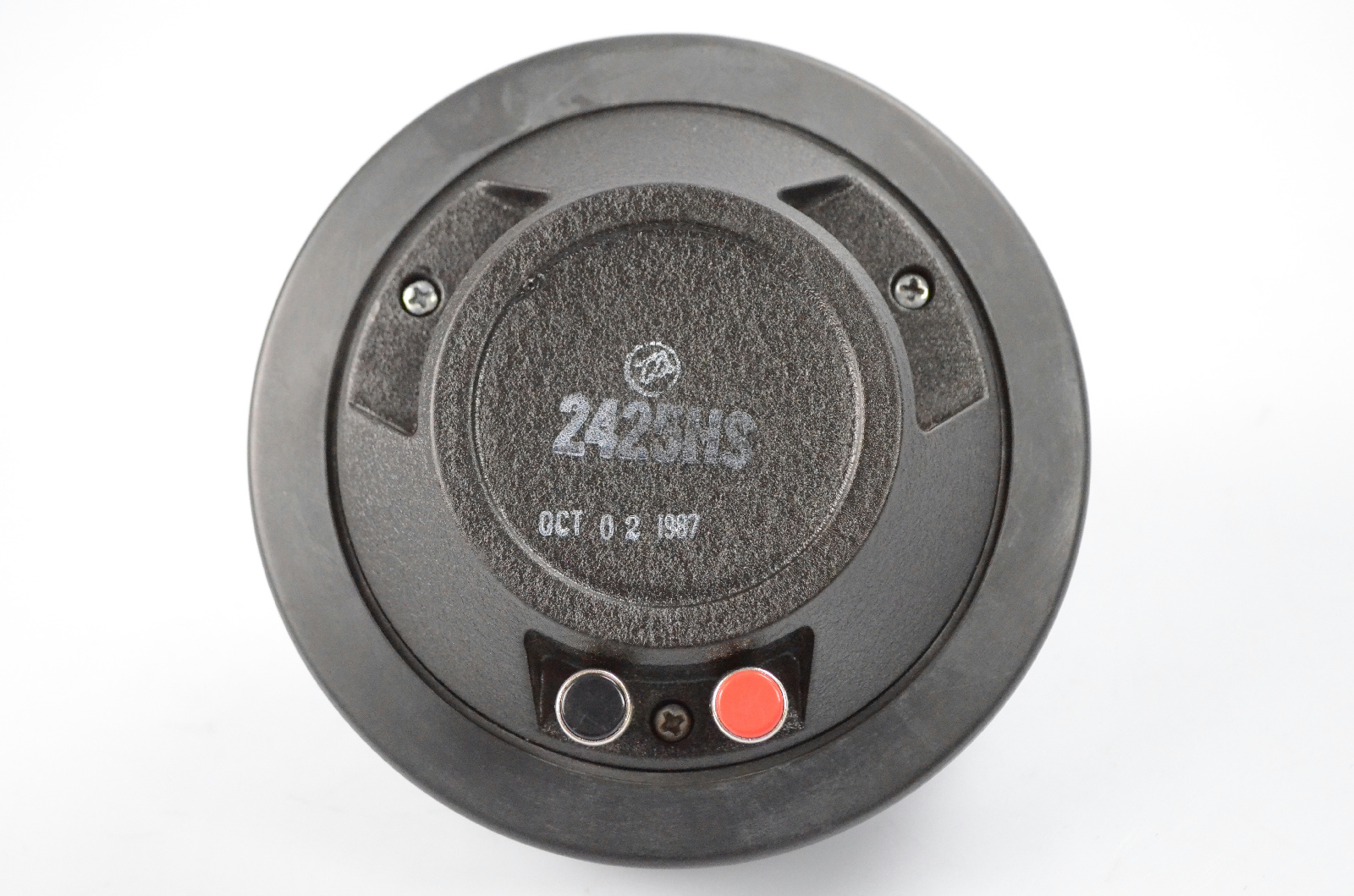 JBL 2425HS High Frequency Compression Driver Tweeter 2425 HS #31464