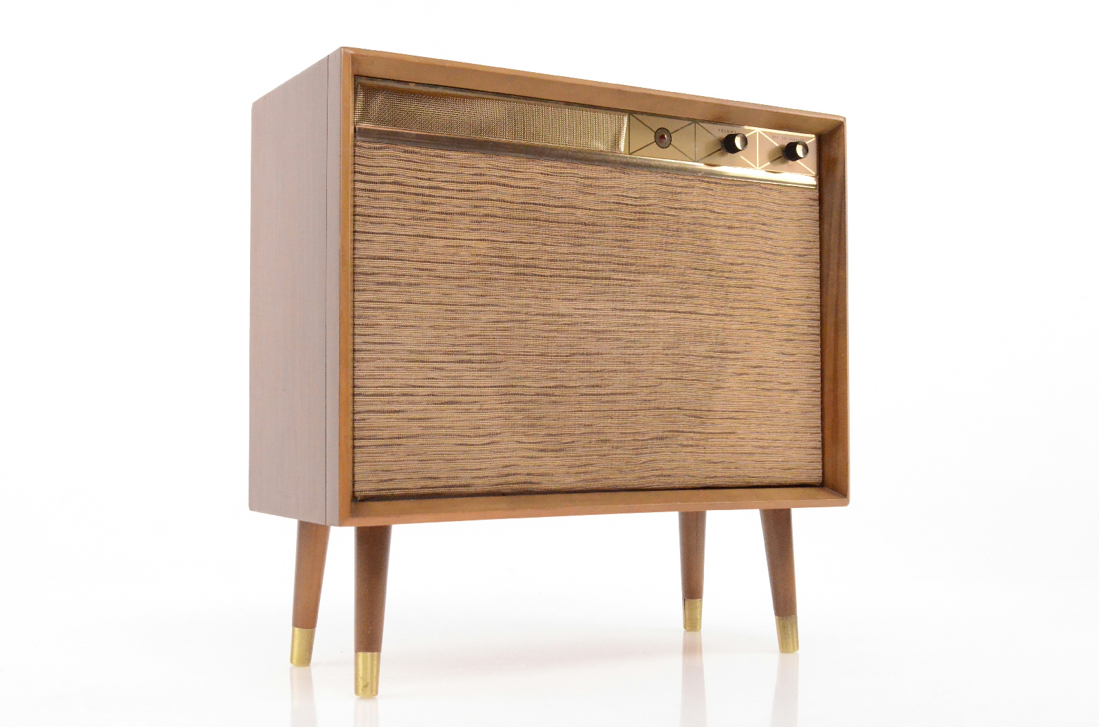 "Silvertone 4707 Organ Tube Amplifier 1x12"" Valve Amp Refurbished #31608"