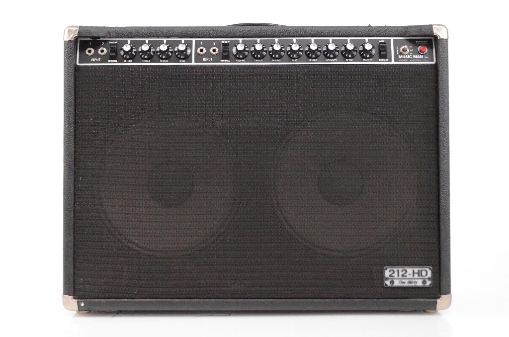 Music Man 212-HD One-Thirty Tube Guitar Amplifier Amp Dan Fogelberg #31933