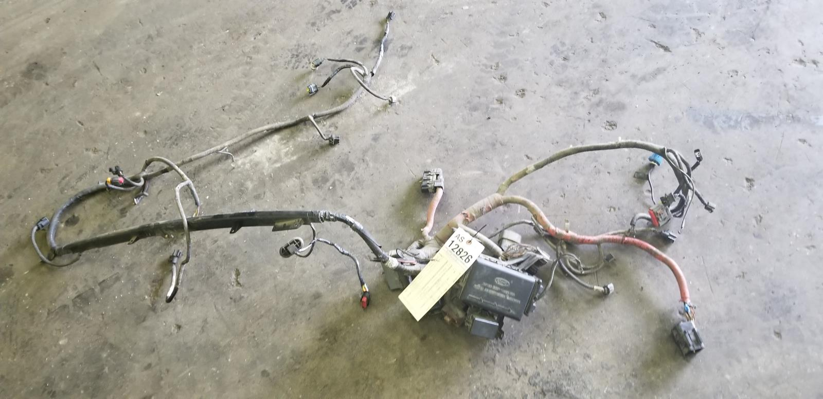 1999 Ford F250 F350 73l Engine Compartment Wiring Harness As12826 F 250 Wire Part Will Be Shipped Within 2 Business Days And A Tracking Number Uploaded To Ebay Later