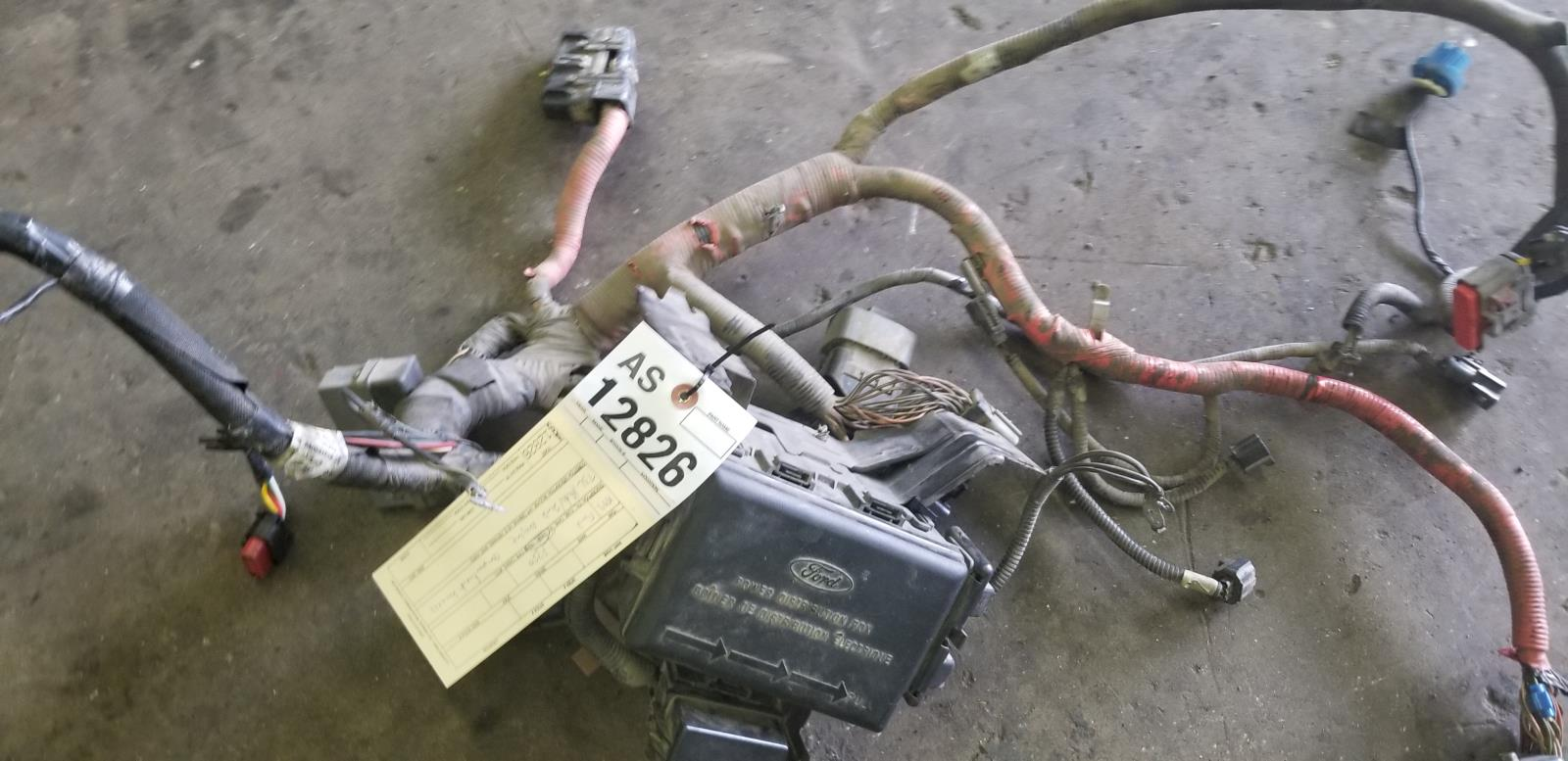 1999 Ford F250 F350 73l Engine Compartment Wiring Harness As12826 1948