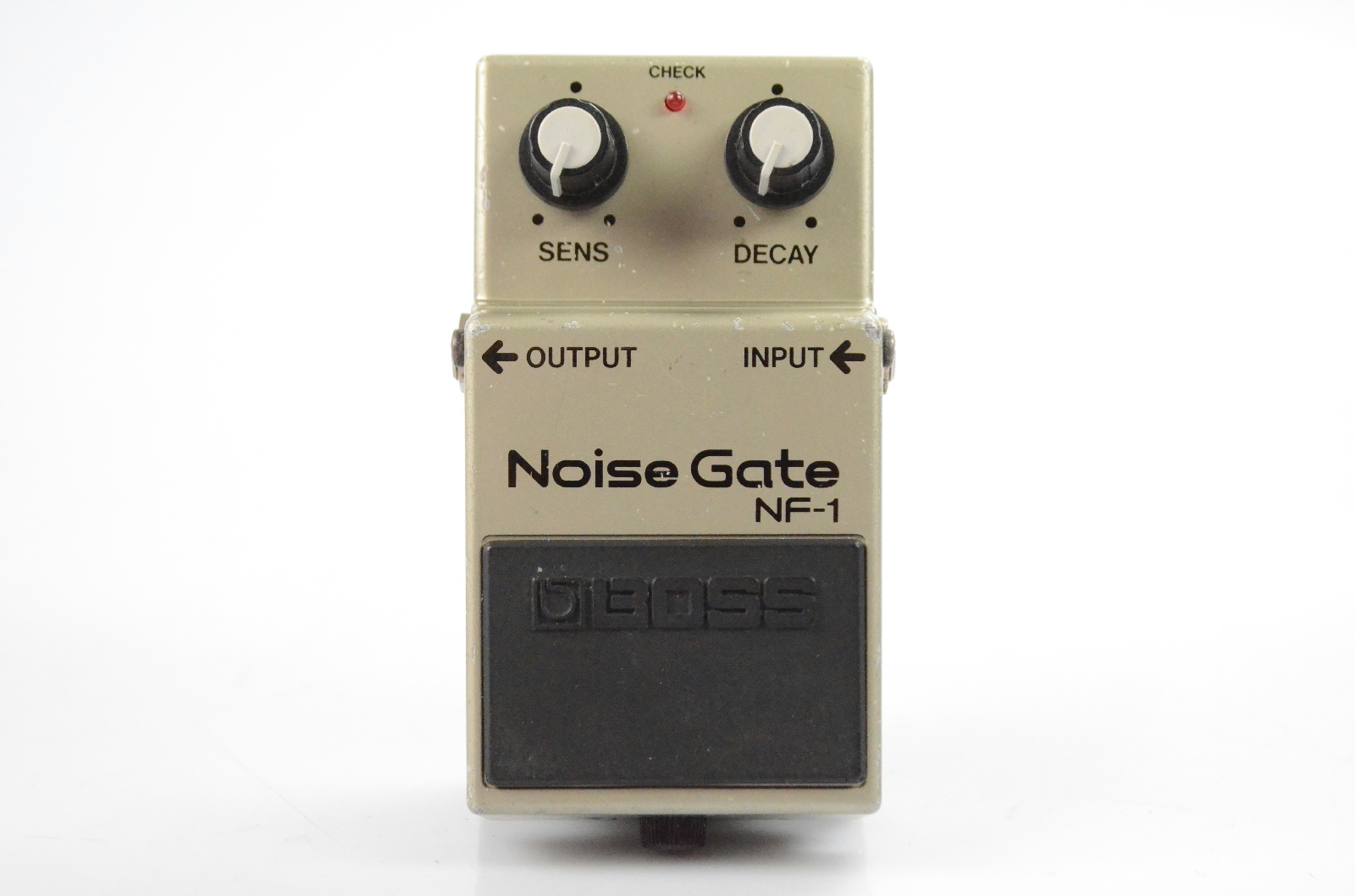 Boss NF-1 Noise Gate Guitar Effect Pedal Made in Japan NF1 MIJ Reduction #31987