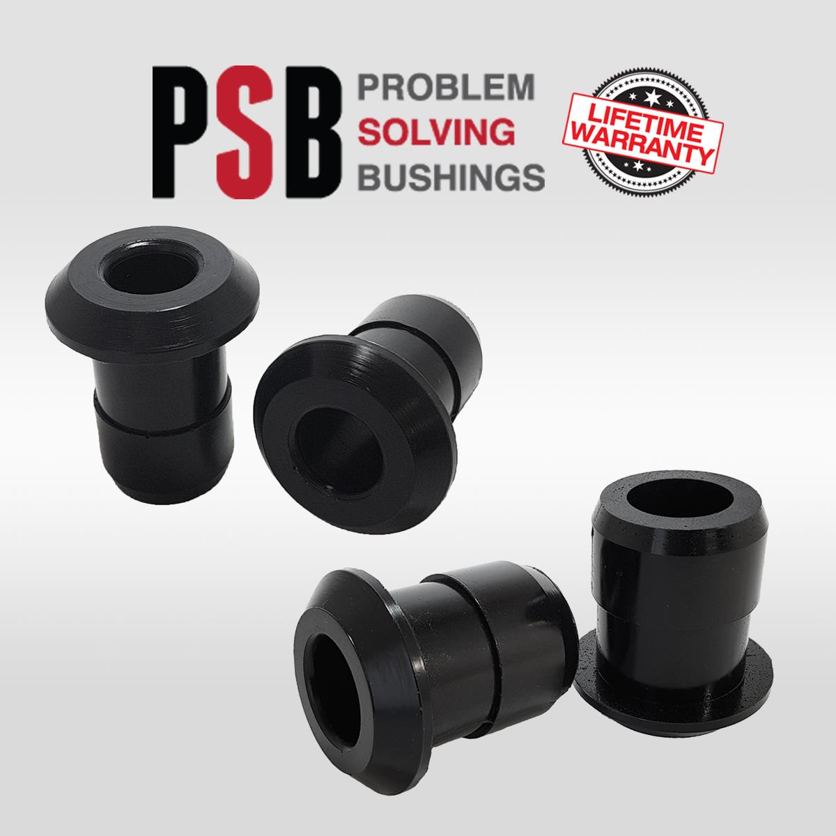 Front Subframe Crossmember Engine Cradle Poly Bushings For